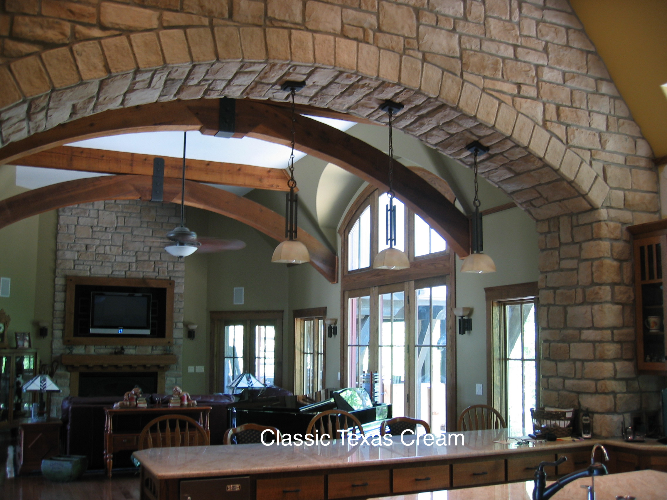 Eldorado Stone Manufactured Stone Veneer Fireplace Stone And Home