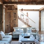 Stone Selex Rustic Wood Beams