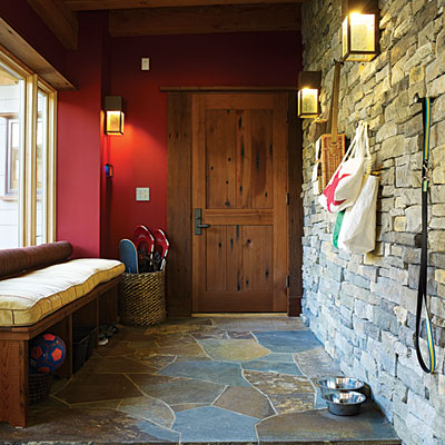 Mobile Home Remodeling Ideas on Manufactured Stone Veneers   All About Stone And Brick Veneer Design