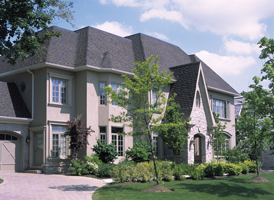 Stone Selex Exterior Stucco With Stone Cladding