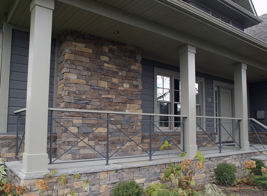 natural faux or panel stone veneer this is a canyon ledge veneer - Faux Stone Veneer