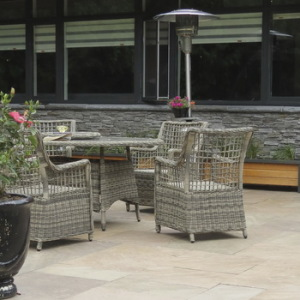 The Stone Selex solution for the ideal DIY outdoor living space