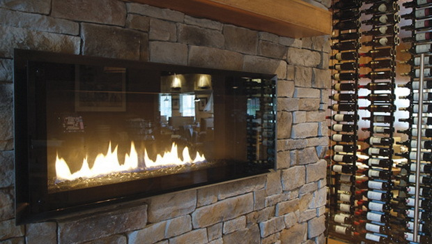Our brick veneer patterns are the perfect ingredients for creating the brick fireplace of your dreams.