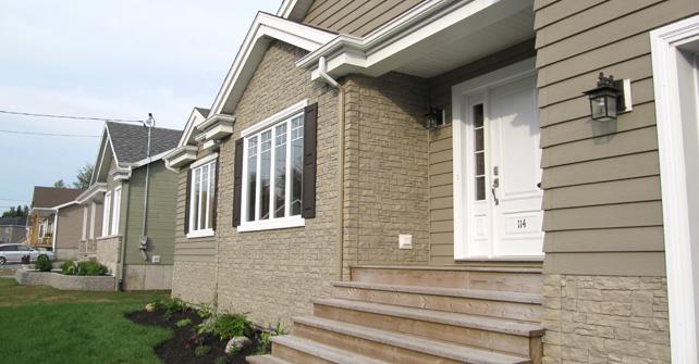 Exterior Stone Skirting