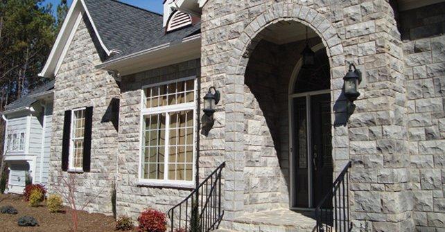 Stone Facade