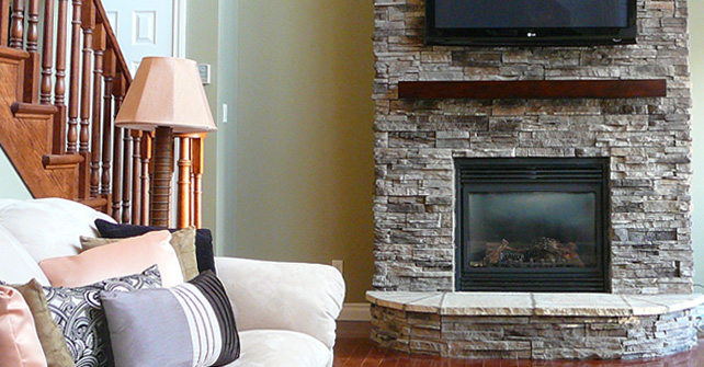 Fireplace Facing