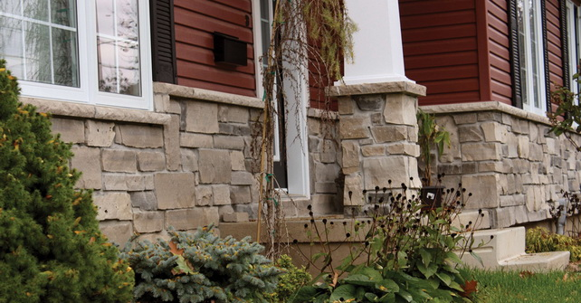 Manufactured Natural Stone Veneer Essex County