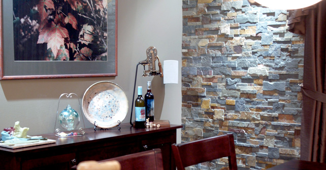 Stone Accent Wall