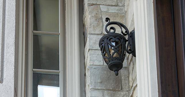 Exterior Front Entrance