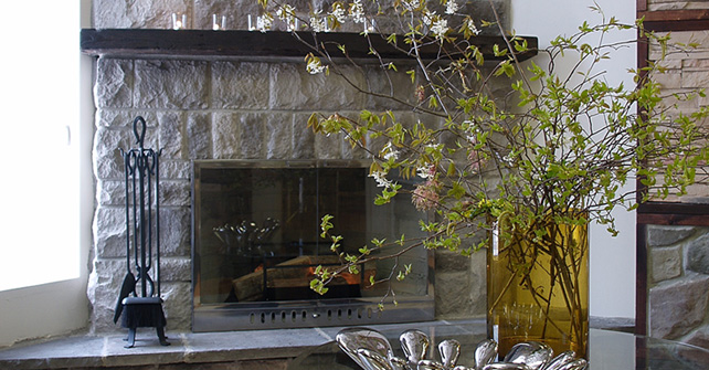 Stone Selex Showroom Castle Stone Morning Mist