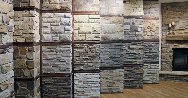 Faux Stone Veneer Natural Stone Panel Manufactured
