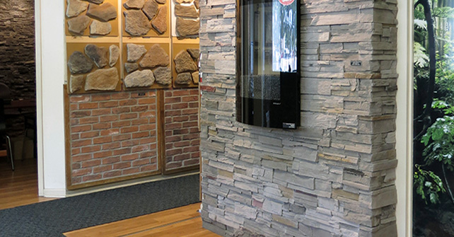 Stone Selex Showroom Quick Fit Winter Grey