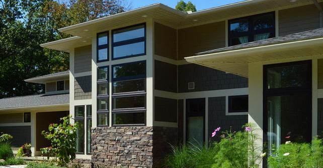 KENTUCKY - Contemporary facade