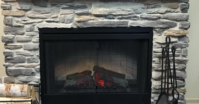 DAKOTA MIST - Fireplace
