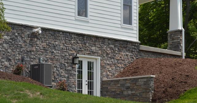 KENTUCKY - Exterior Facade Wall