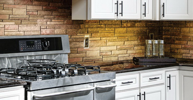 TERRA ROSA - Kitchen Backsplash