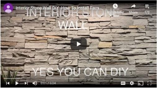 Vidéo d'installation intérieure bricolage